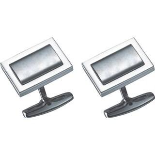 Visol Elan Stainless Steel Cufflinks