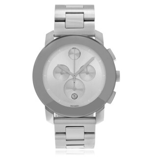 Movado Unisex Bold 3600147 Modern Luxury Sport Link Watch