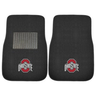 Link to FANMATS Ohio St. University 2-pc Embroidered Car Mat Similar Items in Fan Shop