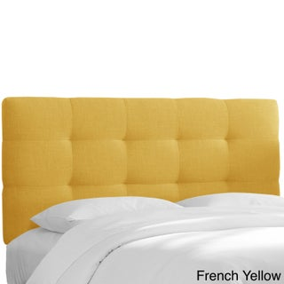 Skyline Furniture Linen Tufted Headboard (5 options available)