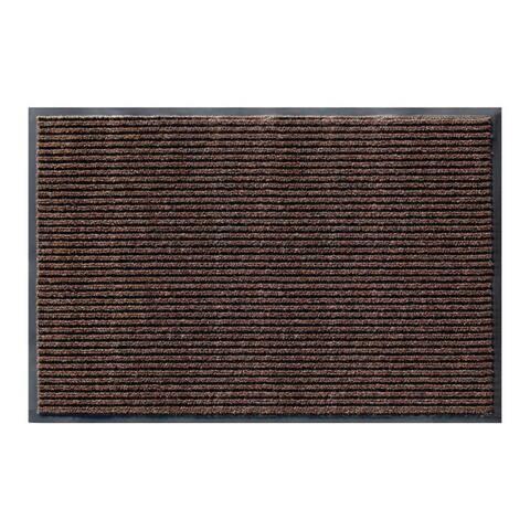 Apache Rib Cocoa Door Mat