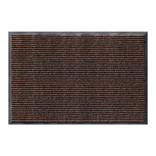 Apache Rib Cocoa Brown Casual Door Mat