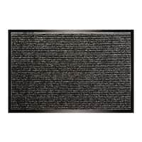 Apache Rib Pepper Door Mat