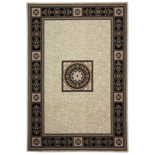 "Bacova Guild Heirloom Area Rug - 5'2"" x 7'2"""
