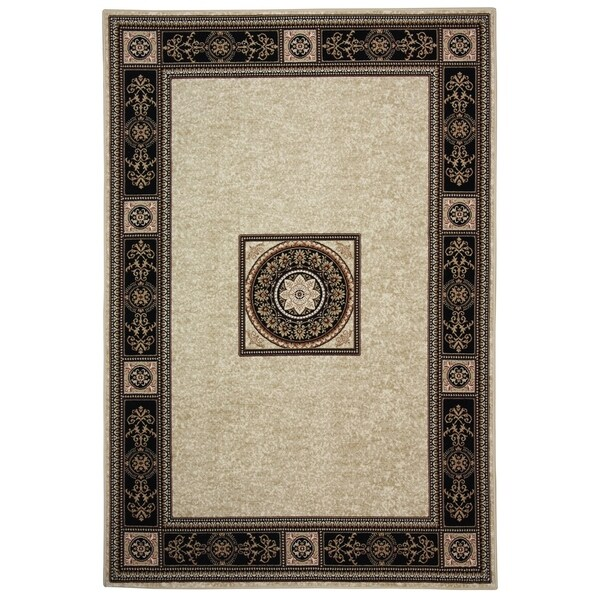 Shop Bacova Guild Heirloom Area Rug 7 X 9 7 X 9 Free