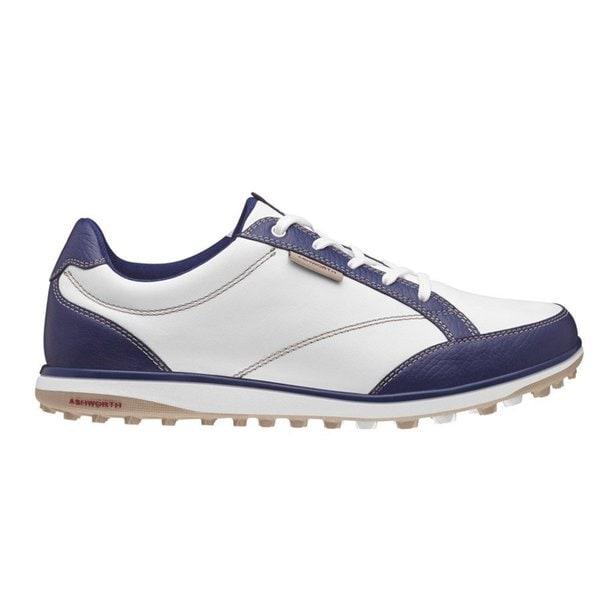 Ashworth Women  x27 s Cardiff ADC New Navy  Khaki  Bordeaux Golf Shoes e867e2e0e00