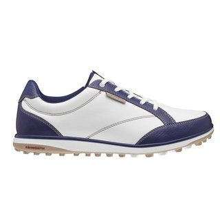 Ashworth Women's Cardiff ADC New Navy/ Khaki/ Bordeaux Golf Shoes