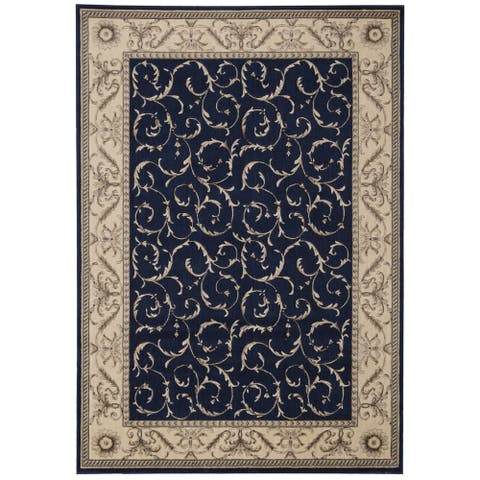 Nourison Somerset ST02 Traditional Area Rug