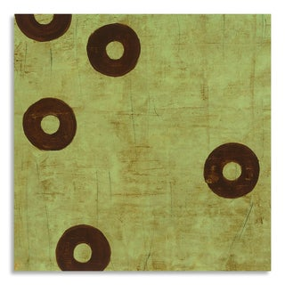 Gallery Direct Print by Sean Jacobs 'In Common III' on Birchwood Wall Art