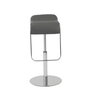 Freddy Grey/ Chrome Bar/ Counter Stool
