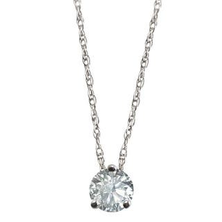 14k White Gold 1ct TDW Floating Diamond Pendant By Life More Dazzling|https://ak1.ostkcdn.com/images/products/10670491/P17735184.jpg?impolicy=medium