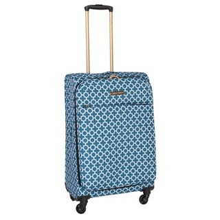 Jenni Chan Aria Broadway 24-inch Upright Spinner Suitcase (3 options available)
