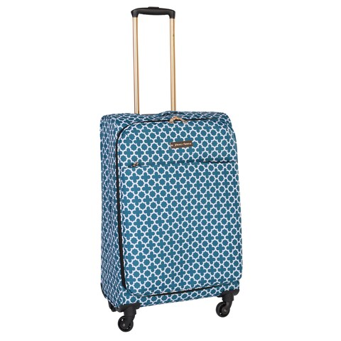 Jenni Chan Aria Broadway 24-inch Upright Spinner Suitcase