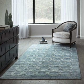 "Vernon Light Blue Rug (8'6"" x 11'6"")"
