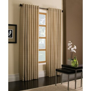 Miller Curtains Darien Gold 56 x 95-inch Grommet Panel