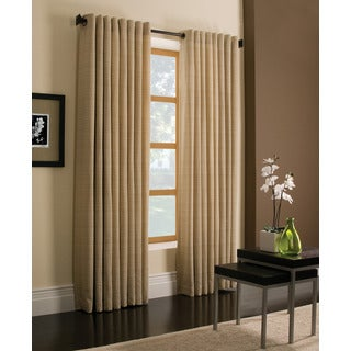 Miller Curtains Darien Gold 56 x 95-inch Grommet Panel (As Is Item)