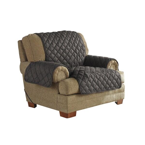 Tailor Fit Microsuede Ultra Waterproof Chair Furniture Protector