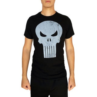 Marvel Men's Punisher T-Shirt
