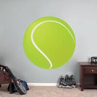 Printed Tennis Ball Wall Decal