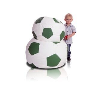 Medium Soccer Ball Bean Bag Chair