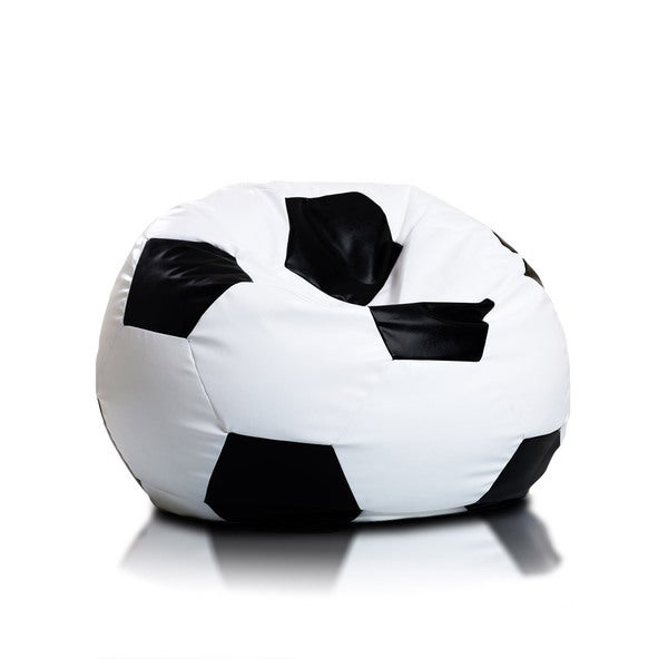 Large Soccer Ball Bean Bag Chair