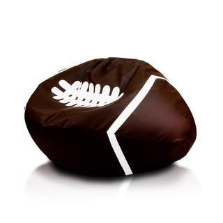 Football Style Large Bean Bag Chair