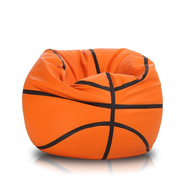 Shop Large Basketball Bean Bag Chair Free Shipping Today