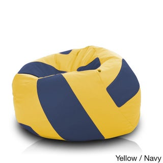 Volleyball Style Large Bean Bag Chair