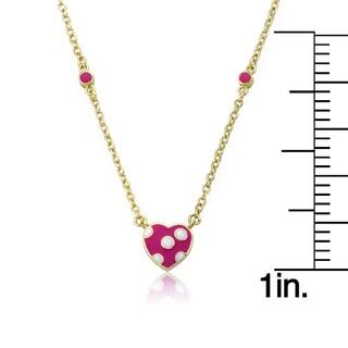 Superstar Cutie Rhodium Plated Snake Necklace