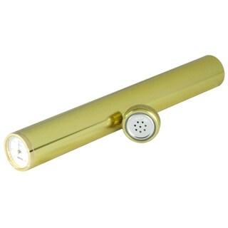 Adorini Hygrometer Golden Tube Cigar Humidor