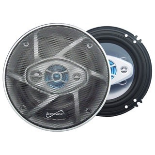 Supersonic SC-6504 Speaker - 800 W PMPO - 4-way - 2 Pack