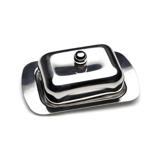 Cook'n'co Covered Metal Butter Dish