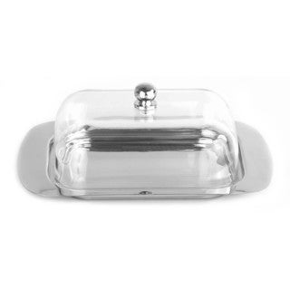 Studio Butter Dish W/ Acrylic Cover