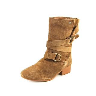 Volcom Women's 'Chic Flick' Regular Suede Boots