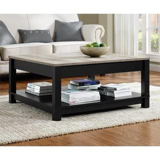 Ameriwood Home Carver Coffee Table - Free Shipping Today ...
