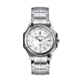 Hush Puppies Men's Silver Dial Stainless Steel Watch 3629M.1522|https://ak1.ostkcdn.com/images/products/10673124/P17737433.jpg?_ostk_perf_=percv&impolicy=medium