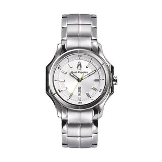 Hush Puppies Men's Silver Dial Stainless Steel Watch 3629M.1522
