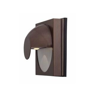 Access Lighting ZYZX 1-light Bronze Wet Location Wallwasher
