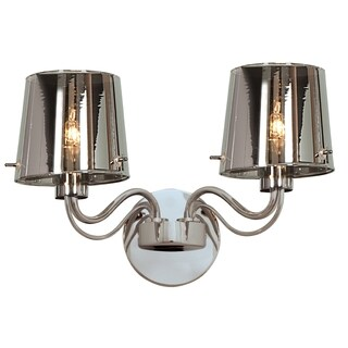 Access Lighting Milano 2-light Wall Sconce