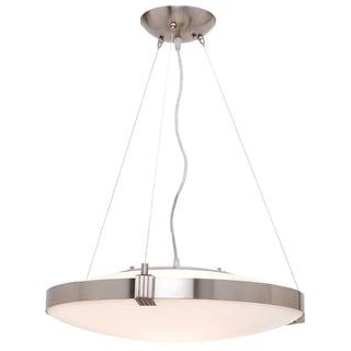 Access Lighting Luna 1-light Semi Flush