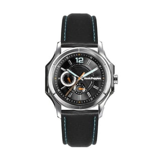 Hush Puppies Black Stainless Steel 7083M.2502 Watch