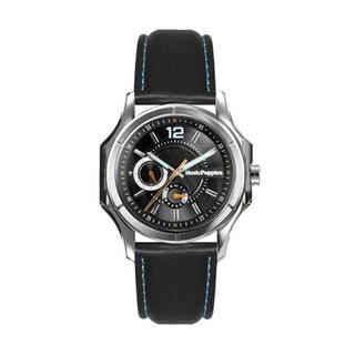 Hush Puppies Black Stainless Steel 7083M.2502 Watch
