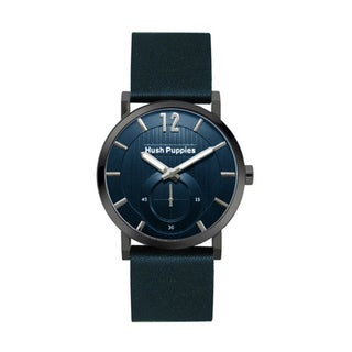 Hush Puppies Original Blue Stainless Steel 3628M.2503 Watch