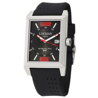 Locman Stealth R Men's Quartz Watch