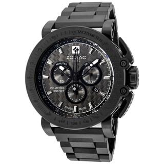 Zodiac ZMX-02 Mens Black ZO8540 Watch (Option: Black)