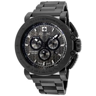 Zodiac ZMX-02 Mens Black ZO8540 Watch|https://ak1.ostkcdn.com/images/products/10673234/P17737492.jpg?impolicy=medium