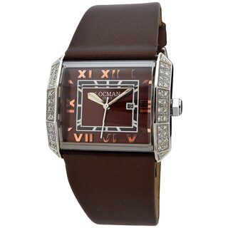 Locman Women's Brown Watch