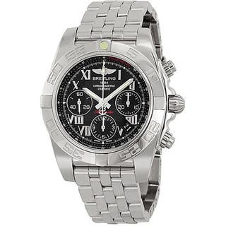 Breitling Chronomat Automatic Chronograph Men's Watch BR-AB014012-BC04|https://ak1.ostkcdn.com/images/products/10673248/P17737501.jpg?impolicy=medium