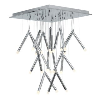 Access Lighting Rain 26-light Chandelier