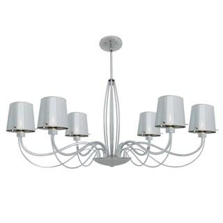 Access Lighting Milano 6-light Chandelier
